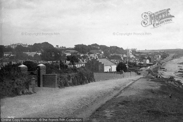 Budleigh Salterton, 1890