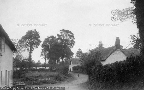 Budleigh Salterton, 1914