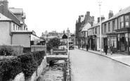 Budleigh Salterton, Fore Street 1928