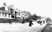 Budleigh Salterton, Promenade 1898