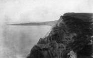Budleigh Salterton, Sherbrook Chine 1906