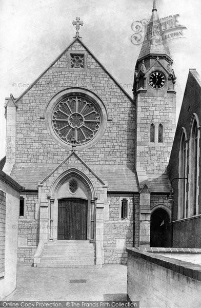 Budleigh Salterton, Wesleyan Methodist Church 1906