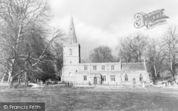 Church Of St Michael And All Angels c.1939, Bugbrooke