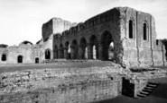 Buildwas, Abbey c.1960