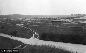 Bulford, Bulford Camp c1910