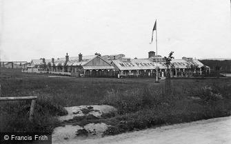 Bulford, Miss Perks' Soldiers Home, Bulford Camp c1910