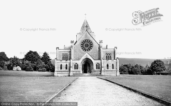 Bulford, St George's Church c.1955