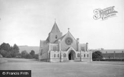 Bulford, The Church c.1955