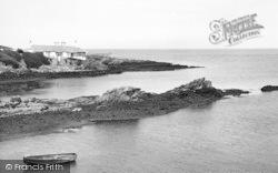 Bull Bay, Craig-Y-Wylan c.1955