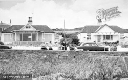 Bull Bay, Rest Awhile Grill And Glan Y Mor c.1960