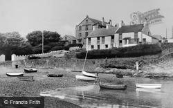 Bull Bay, The Harbour c.1960