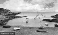 Bull Bay, The Harbour c.1960