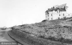 Bull Bay, Trecastell Hotel Aa Rac c.1965