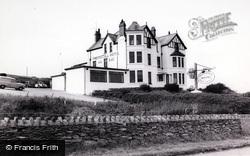 Trecastell Hotel c.1965, Bull Bay