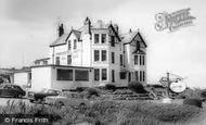 Bull Bay, Trecastell Hotel c.1965