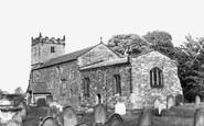 Bulmer, St Martin's Church c.1955