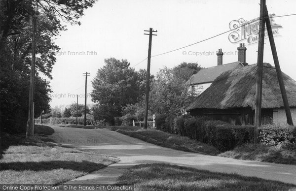 Bulphan, Fen Lane c1955, Essex.  (Neg. B323004)  © Copyright The Francis Frith Collection 2005. http://www.francisfrith.com
