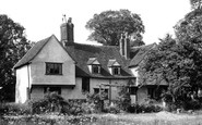 Bulphan, the Old Plough House c1955