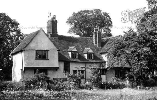 The Old Plough House, Bulphan, c.1955, Essex.  (Neg.  B323001)  © Copyright The Francis Frith Collection 2005. http://www.francisfrith.com