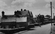 Bunbury, Bunbury Lane c.1960