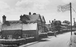 Bunbury, Bunbury Lane c.1960