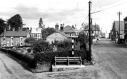 Bunbury, the Village c1960