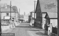 Bunbury, The Village c.1960