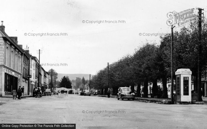 Photo of Bunclody, The Mall c.1960