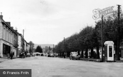 Bunclody, The Mall c.1960