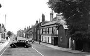 Bungay, Broad Street c1960