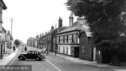 Bungay, Broad Street c.1960