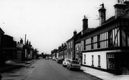 Bungay, Broad Street c1965