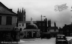Bungay, Butter Cross c.1965