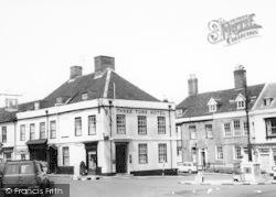 Bungay, Market Place c.1965