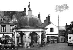 Bungay, The Butter Cross c.1955