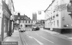 Bungay, The Market Place c.1965