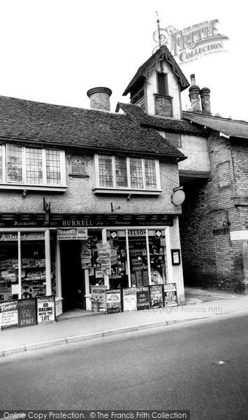Buntingford, c.1965