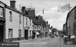 High Street c.1955, Buntingford
