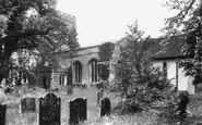 Buntingford, Layston Church 1922