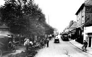 Buntingford, Market Hill 1923