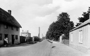 Buntingford, Royston Road 1923