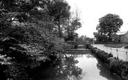 Buntingford, The River Rib 1922