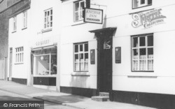Burbage, Anchor Inn c.1960