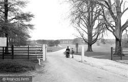 Burbage, Durley Gate c.1939