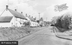 Burbage, Lavington Close c.1965
