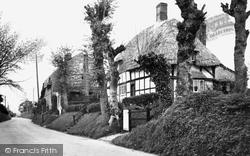 Burbage, Old Cottages 1947