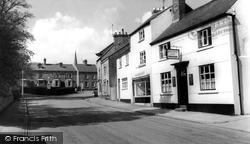 Burbage, The Village c.1960