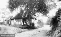 The Village Smithy 1907, Burbage
