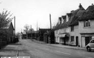 Bures, Bridge Street c.1960