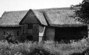 Bures, Chapel Barn c.1955